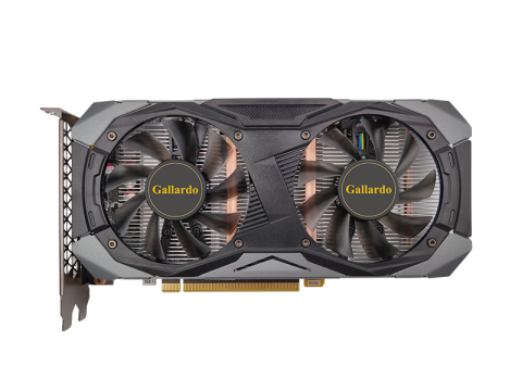 MANLI GeForce GTX 1660Ti Gallardo (M2436+N537-00)
